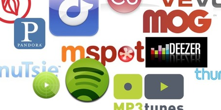 The Holy Grail of Music Listening: Social, Discovery, and Recommendations | Social on the GO!!! | Scoop.it