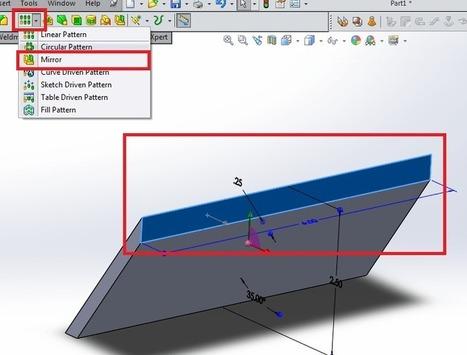 Cara Engrave atau Emboss Teks pada Part di dalam SolidWorks | AppliCAD Indonesia | Scoop.it