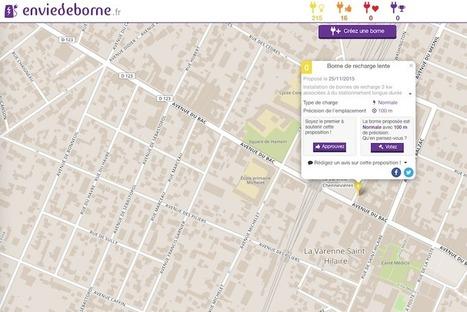 Freshmile donne visibilité aux propositions citoyennes d'installation de bornes   Groupe Recharge   Scoop.it