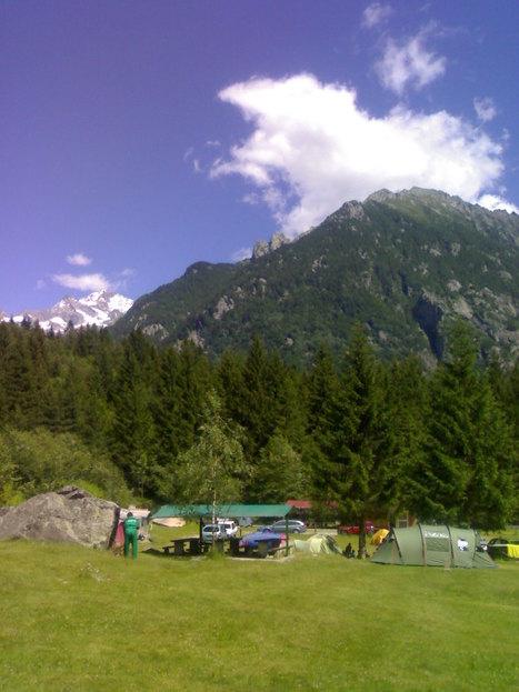 Camping Lo Scoiattolo Val Masino   camping italie   Scoop.it