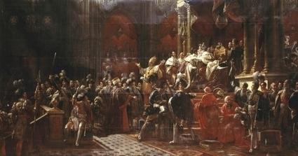 Le sacre des rois de France   GenealoNet   Scoop.it