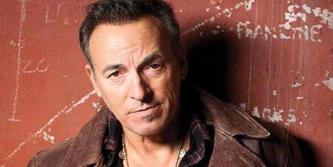 Bruce Springsteen, 'High Hopes' in rete per errore | Bloglive&Me | Scoop.it