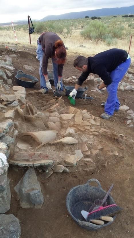 Los trabajos en las herrerías de Sisapo revelan hogares de forja | Arqueología romana en Hispania | Scoop.it