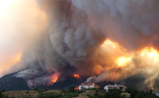"""Epic"" Colorado Wildfires 