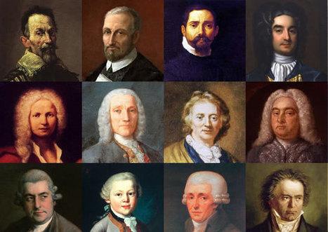 As 100 obras-primas da música clássica para ouvir on-line - Revista Bula   Soltas do Pipas   Scoop.it