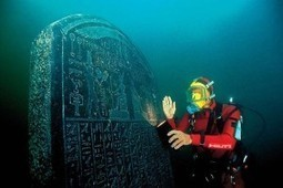 Divers Explore Ancient Egyptian City Submerged for 1,200 years | Ban Shark Finning!!!! | Scoop.it