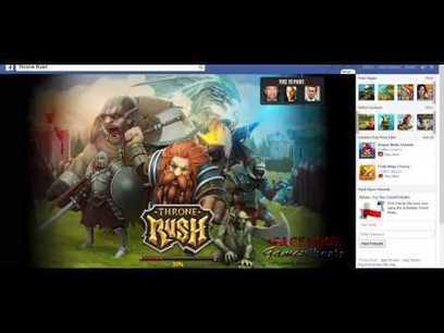 Throne Rush Cheat   Facebook Games Cheats | abc | Scoop.it