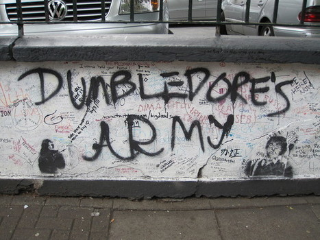 Who owns Dumbledore – JK Rowling or the Harry Potter fans? | Education | Scoop.it