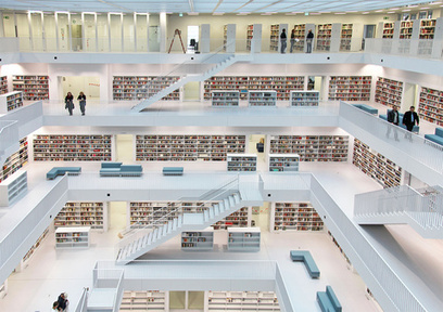 15 Super Unique Libraries Around the World | The Information Professional | Scoop.it