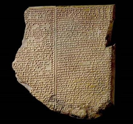 The Ancient Epic of Gilgamesh and the Precession of the Equinox | Arabian Peninsula | Scoop.it