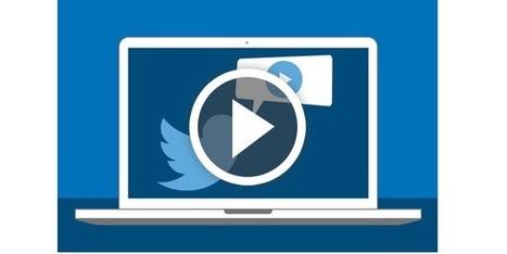 Comment partager et visionner une vidéo native sur Twitter via l'ordinateur ? | Time to Learn | Scoop.it