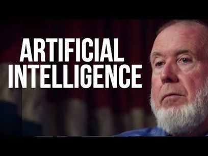Kevin Kelly discusses the future of artificial intelligence | Outbreaks of Futurity | Scoop.it