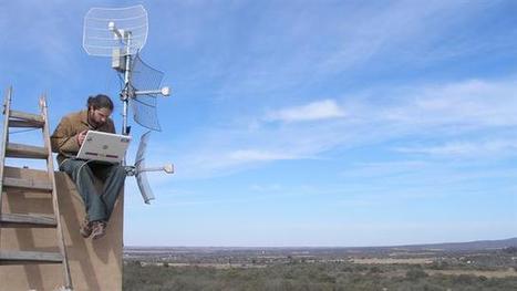 QuintanaLibre: así es el proyecto que lleva Internet a zonas del país sin conexión | FRIDA | Scoop.it