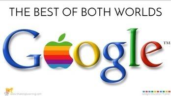 The Best of Both Worlds! Google Apps for the iPad #GoogleEduOnAir | Edtech PK-12 | Scoop.it