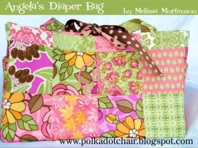 Diaper Bag Tutorial Roundup   Family & Home   Scoop.it