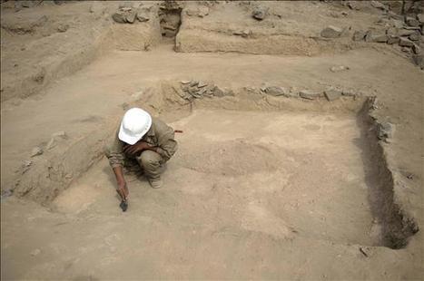 Hallan un asentamiento humano de 12.790 años en el desierto de Chile   Recursos educativos CCSS   Scoop.it