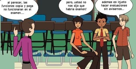desventajas TIC...el copia y pega!   Rebeca Rodriguez- Multimedios   Scoop.it