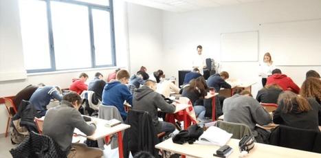 Niveau d'orthographe : la dictée autrement   Veille numérique, pédagogique et didactique pour les enseignants du Collège VanGogh   Scoop.it