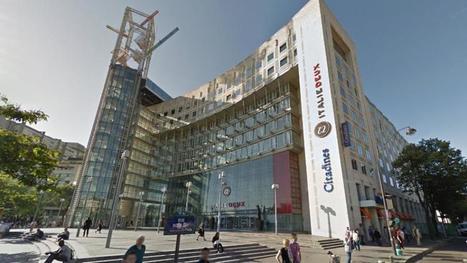 Paris : le cinéma de la place d'Italie va faire peau neuve | www.directmatin.fr | DVVD Architectes Ingénieurs Designers | Scoop.it