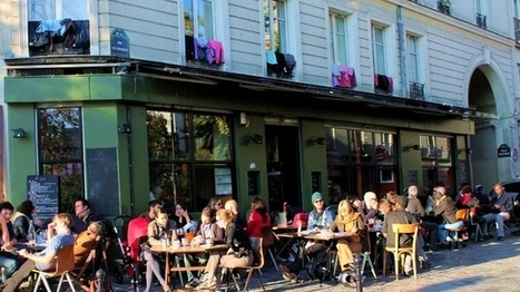 Follow Time Out Paris's guide to the city's top spots for wining and dining alfresco style | Grande Passione | Scoop.it