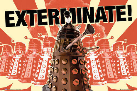 5 Dalek-Inspired Tips for Following Your Social Media Mentors - | Fundraising technology | Scoop.it
