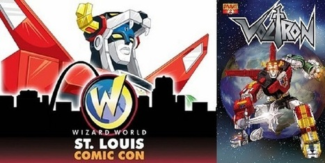 Fans come out to see Voltron at Wizard World St Louis | TheBEST | Scoop.it