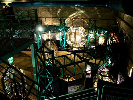 Le Musées des Phares et Balises, un lieu magique ouvert aux rêves | Merveilles - Marvels | Scoop.it
