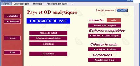 logiciel professionnel gratuit ABZ PAIE 10.7 Fr licence gratuite logiciel de paie PME Entreprises | ERP et applications | Scoop.it