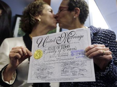 Gender, the gay marriage fight's missing piece:  Column | LGBT Times | Scoop.it