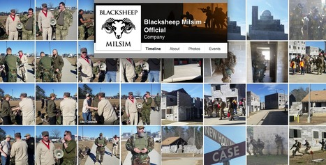 BLACKSHEEP AT CAMP SHELBY WRAPS! - Blacksheep Milsim - Official on Facebook | BGA Tactical Systems | Scoop.it