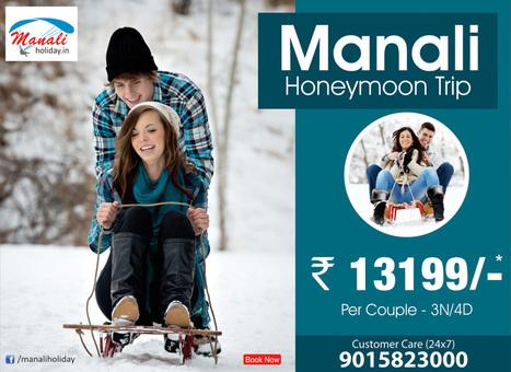 manali Honeymoon trip 0n valentine day 2015 | travel agent | Scoop.it