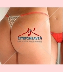 Beauty G String Swarovski Crystal | UK | cheap corsets | Panties | Bridal Lingerie | Cheap Bras | Scoop.it