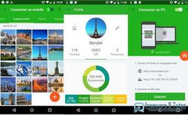 Xender : une application pour partager rapidement des fichiers entre différents appareils (Android, iOS, PC) ~ Freewares & Tutos | Geeks | Scoop.it