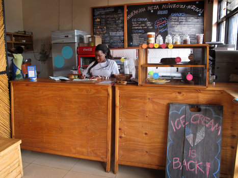 How Rwanda's Only Ice Cream Shop Challenges Cultural Taboos   Geography: People, Places, and Cultures   Scoop.it