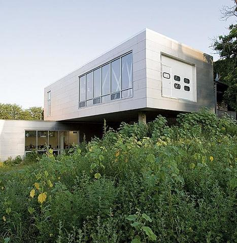Modern Home Tour  - Design Dose - June 2012 - Chicago | Container Architecture | Scoop.it