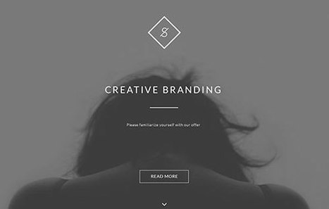 Free HTML/CSS Templates and PSD Files from February 2015 | Boost Inspiration | Scoop.it