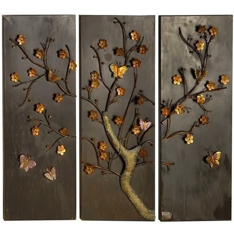 Choosing Best Contemporary Metal Wall Art | All Kinds of Furnitures | newfurnituresdesign.comm | Scoop.it