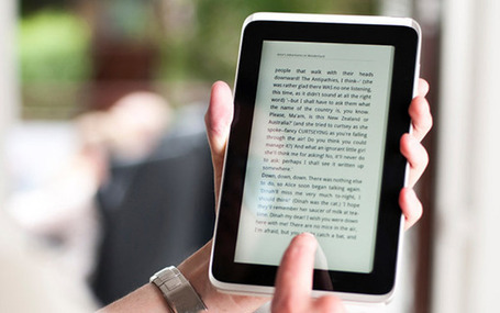 Ebook Sales Surpass Hardcover for First Time in U.S. | Art - Craft - Design- Net | Scoop.it