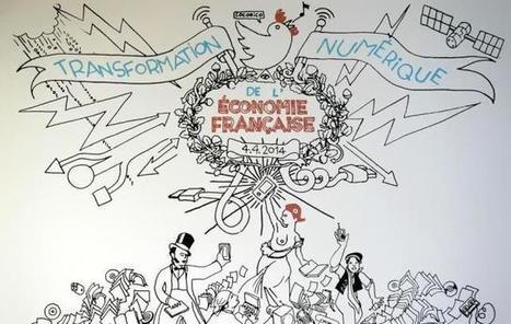Rétro 2014 : douze travaux de transformation numérique dévoilés | Nouveaux business Models, nouveaux entrants (Transformation Numérique) | Scoop.it