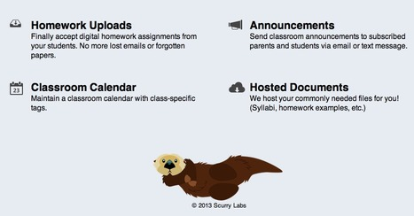Otter - Homework Uploads and more | Edtech | Scoop.it