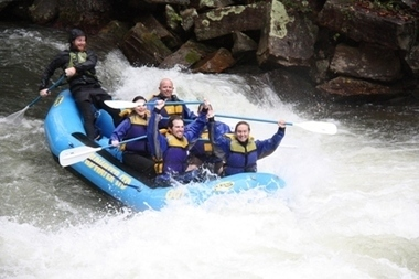 White Water Rafting In Bryson City - Coupon Savings In The South | Aguaventure | Scoop.it