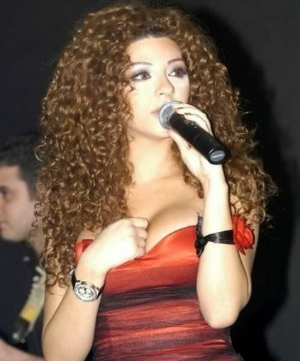 Arabic sexy hot singer myriam fares hottest photos and songs - world of celebrity | more then new- world of celeb | Scoop.it