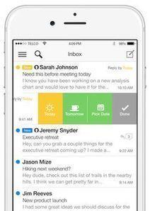 Timyo: une application email pour mieux s'organiser et gagner du temps   Applications Iphone, Ipad, Android et avec un zeste de news   Scoop.it