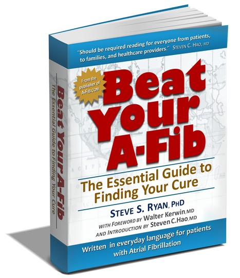 Customer Reviews of 'Beat Your A-Fib' on Amazon.com | The Atrial Fibrillation Independent Post | Scoop.it