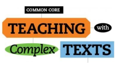 Teaching with Complex Texts    Scholastic.com   Text Complexity   Scoop.it