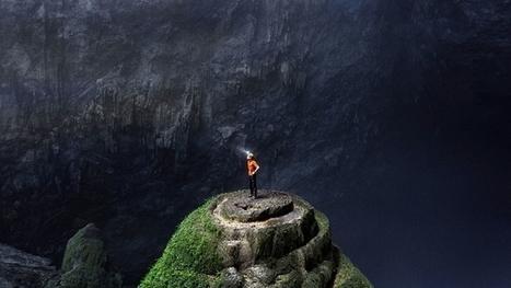 À couper le souffle: un photographe dans la plus grande grotte de la planète @tito1265aa | La photographie | Scoop.it