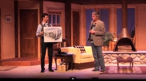 STAGE TUBE: Sneak Peek - The Nerd at Arrow Rock Lyceum | Broadway World | OffStage | Scoop.it