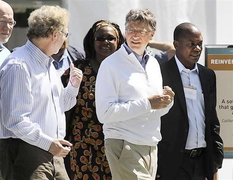 Bill Gates' foundation puts money on solar-powered toilet | ciberpocket | Scoop.it