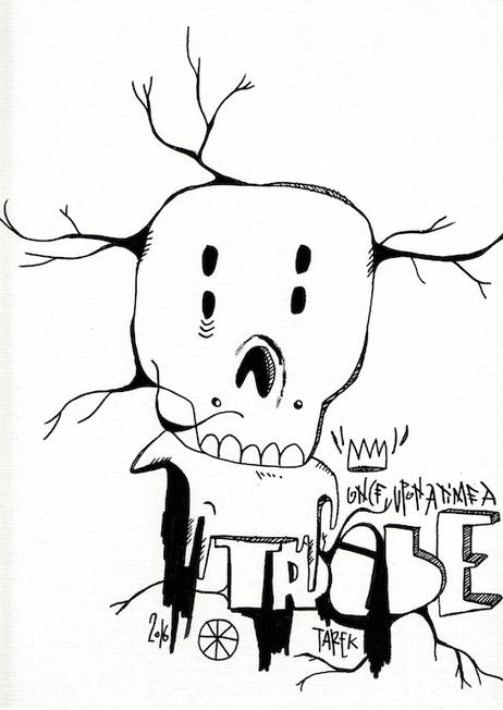 Derniers dessins de Tarek | The art of Tarek | Scoop.it
