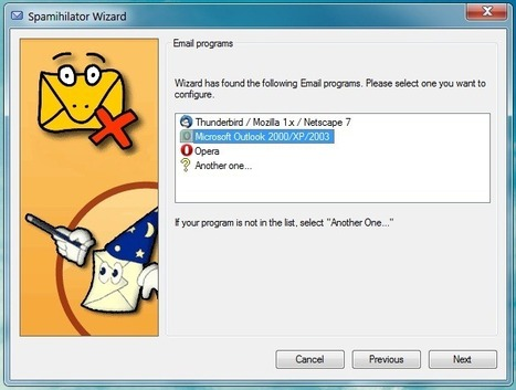 Protect Your Mail Client Against Spam Emails With Spamihilator   Time to Learn   Scoop.it
